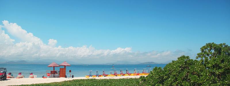 海南三亚国光豪生度假酒店5日自助游