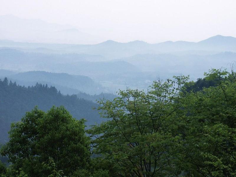 乐平瑶山风景区