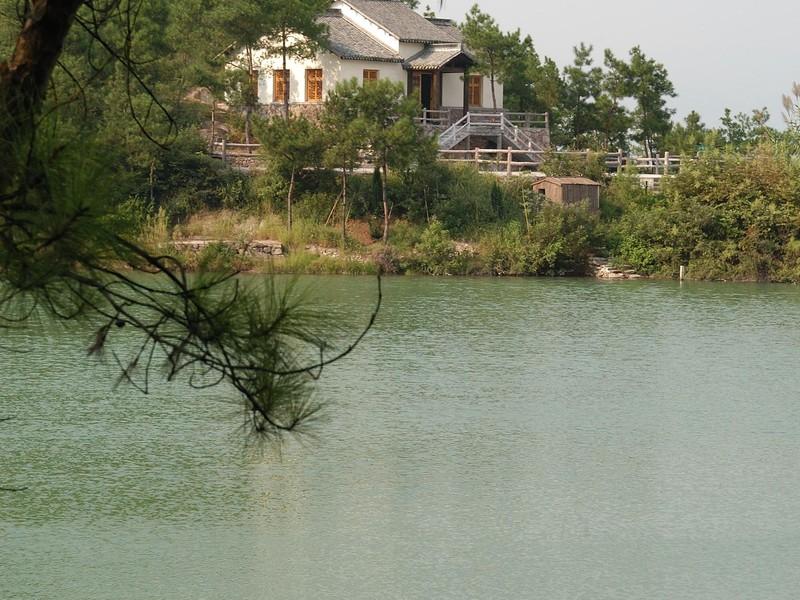 天湖景区; 天台天湖风景区;; 天台天湖风景区景点图片