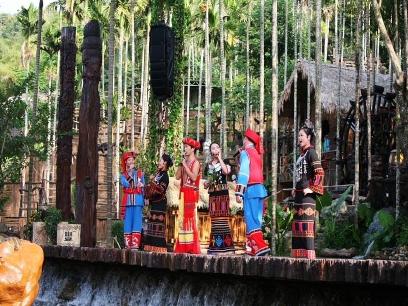 甘什岭槟榔谷[海南三亚旅游景点推荐和预订]