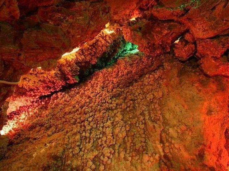 【天津蓟州溶洞景区图片】天津蓟州溶洞景区风景图片