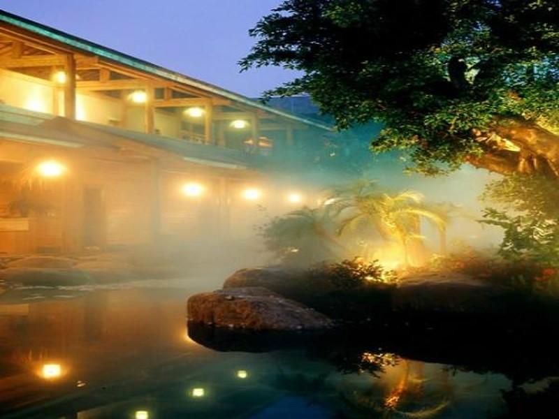 太乙国际温泉度假村风景图片,照片
