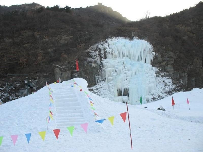 怀北滑雪场图片】怀北滑雪场风景图片