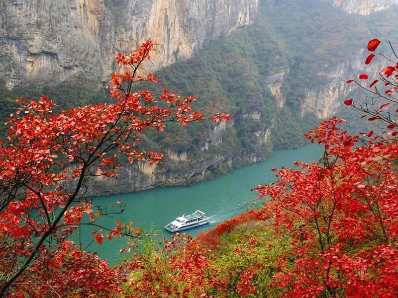 【巫山小三峡图片】巫山小三峡风景图片