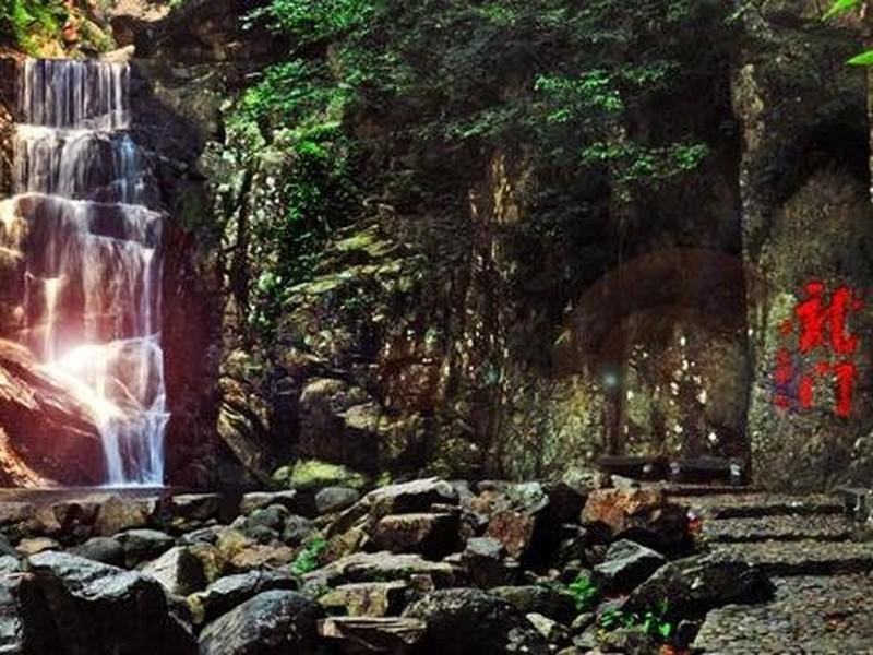 【浙西大峡谷图片】浙西大峡谷风景图片,照片_途牛