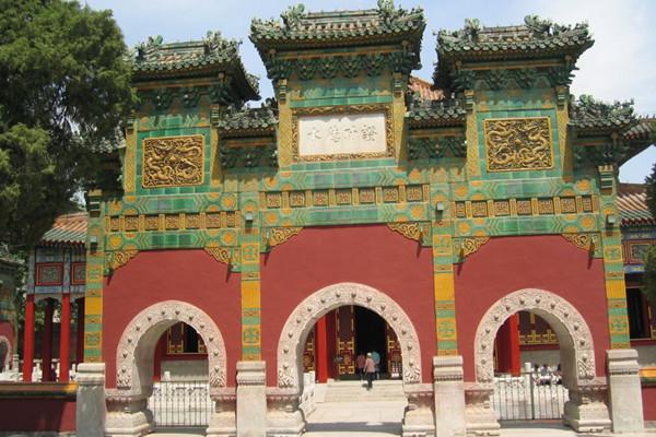北京北海公园简介_介绍
