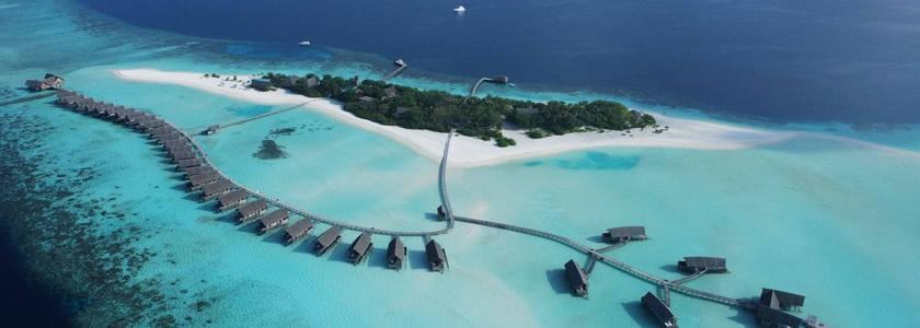 马尔代夫奢华岛屿——可可拉岛