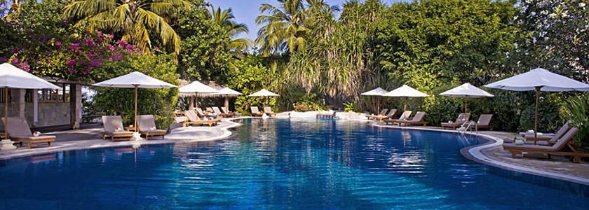 马尔代夫豪华岛屿——满月岛