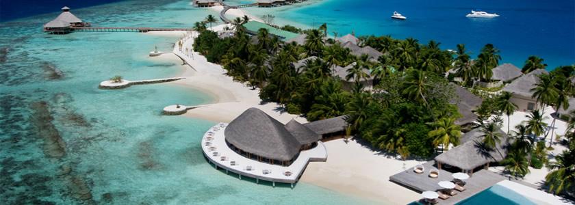 马尔代夫奢华岛屿——芙花芬岛
