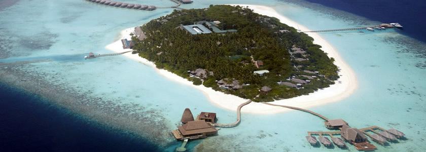 马尔代夫奢华岛屿——安娜塔拉吉哈瓦岛
