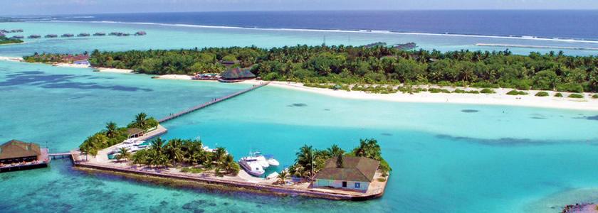 马尔代夫豪华岛屿——天堂岛