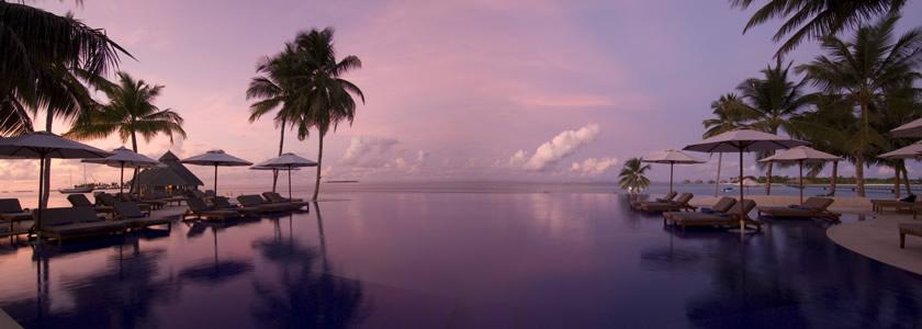 马尔代夫奢华岛屿——港丽岛